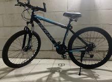 دراجة هوائية خفيفة