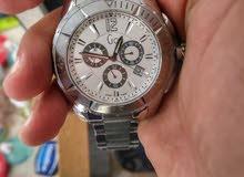 ساعة جيس رجالي اصلية للبيع