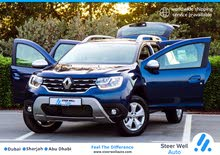 RENAULT DUSTER 2020 SE 2.0L FULL OPTION 4X4 WITH GCC SPECS