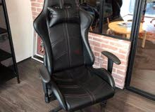 Gaming chair (leather)no brand
