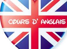 cours anglais a domicile region sale