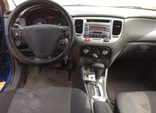 Automatic Blue Kia 2007 for sale