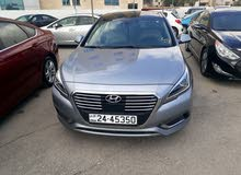 Hyundai Sonata car for sale 2017 in Amman city