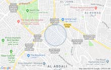 an apartment for sale in Amman Jabal Al Hussain