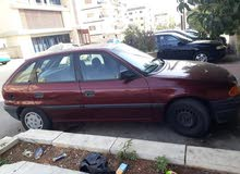 Maroon Opel Astra 1993 for sale