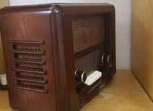 راديو قديم الشكل حديث المواصفات