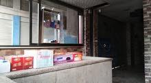 كافتيريا للبيع قهوة + مطعم