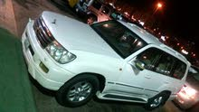 White Toyota Land Cruiser 2006 for sale