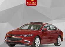 Chevrolet Malibu car for sale 2018 in Al Riyadh city