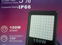 كشافات اضاءة LED  استعمال ايام