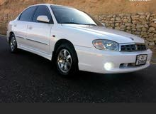 0 km mileage Kia Spectra for sale