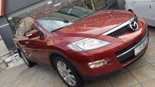 Mazda CX-9 2009 For sale - Maroon color