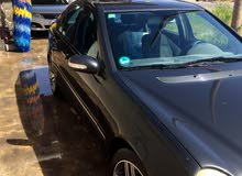 For sale Mercedes Benz C 200 car in Tripoli