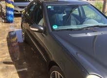 Grey Mercedes Benz C 200 2001 for sale