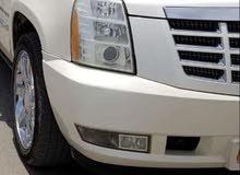 White Cadillac Escalade 2008 for sale