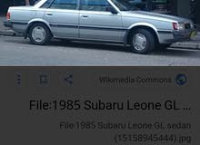 Subaru Leone car is available for sale, the car is in Used condition