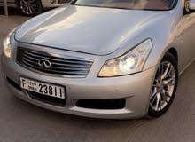For sale Infiniti G35 car in Ras Al Khaimah