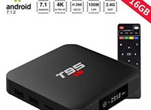 android TV Box  اندرويد  تيفي بوكس  T95 s1