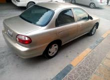 Gasoline Fuel/Power   Kia Sephia 1997