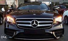 للإيجار سياره مرسيدس E200موديل 2018 شامل البنزين