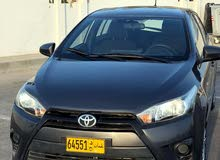 Grey Toyota Yaris 2014 for sale