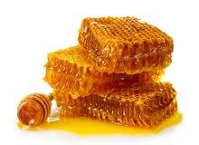 العسل الموجود عسل ربيع ..وعسل سدر مع عسل ربيع ..وعسل سرول عسل اصلي 100%..لي اي ا