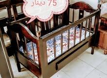 سرير بيبي سويد