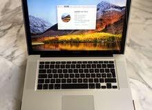 """Mac Book Pro 2011  i7 15"""" 120 ssd 8GB ram"""