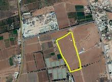 أرض زراعية مساحتها 6 هكتارات