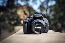 canon lens 75_300 جديدة فيها مانع اهتزاز