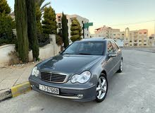 Mercedes Benz C 200 2004 For sale - Grey color