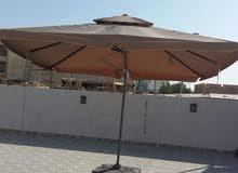مظلات متنقلة