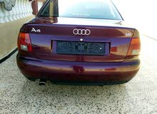 Used Audi A4 in Zawiya