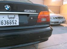 km BMW 528 2000 for sale