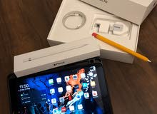 ايباد اير 10.5 + القلم ( متبقى شهر على الضمان)