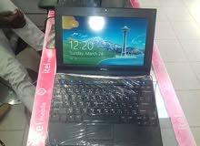 لابتوبات  Dell mini جديدة وارد دبي معالج انتل اتوم مناسبة للشركات والمؤسسات