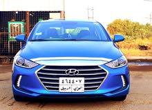 Hyundai Avante car for sale 2017 in Baghdad city