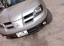 1 - 9,999 km Mitsubishi Outlander 2003 for sale