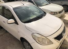 Nissan Sunny car for sale 2012 in Al Jahra city