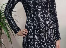 بلوز طويل ديق (فستان )