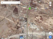 قطعة ارض سكنيه على طريق ابوهادي 1000 متر