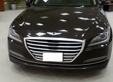Hyundai Genesis car for sale 2015 in Kuwait City city