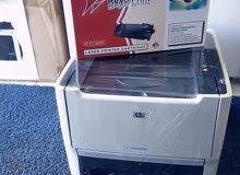 طابعة HP Laserjet P2015  استعمال اوربي مع