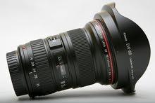 Canon 16-35 L f2.8 USM Mk2