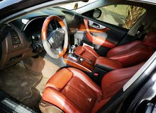 Infiniti FX50 car is available for sale, the car is in Used condition
