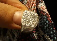 خاتم الماس ع فحص سعر 200