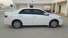 Toyota carolla 2011