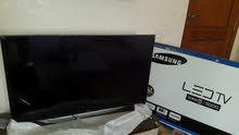 شاشة 48 سامسونج بها كسر بالشاشة للبيع