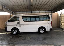 Best rental price for Toyota Hiace 2007