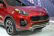 Automatic Kia 2019 for rent